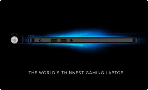 Intel Metro Worlds Thinnest Laptop by Razer Introduces New 17 Inch Gaming Beast Known As The