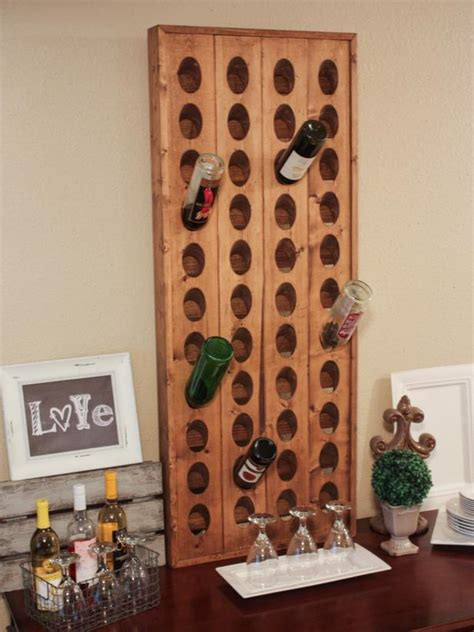kitchen wine rack ideas 15 creative wine racks and wine storage ideas hgtv