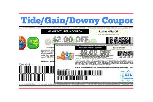 free printable downy fabric softener coupons