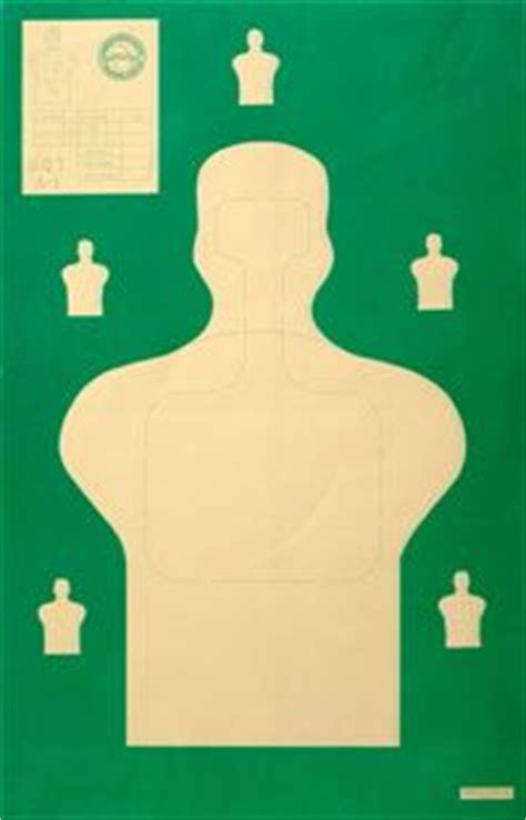 Basic Hooga were more trigger happy when shooting black targets topic