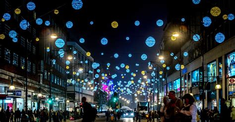 all about london 2016 oxford street christmas lights