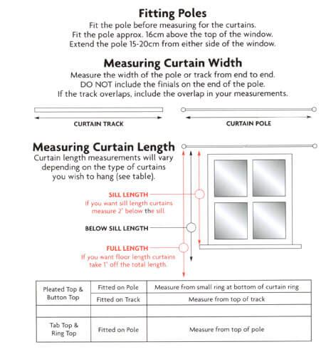 how to measure fabric for curtains how to measure for curtains blinds direct fabrics