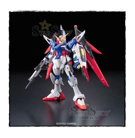 Bandai Gundam Real Grade Kits 1 144 Rg Zeta Gundam Murah gundam 1 144 zgmf x42s destiny real grade model kit rg
