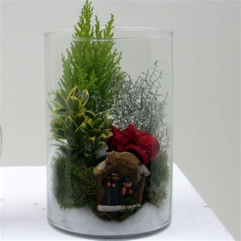 composizioni fiori natale composizioni natale cilindro nativita composizioni e