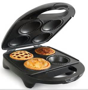 personal pie baker and other small kitchen appliances
