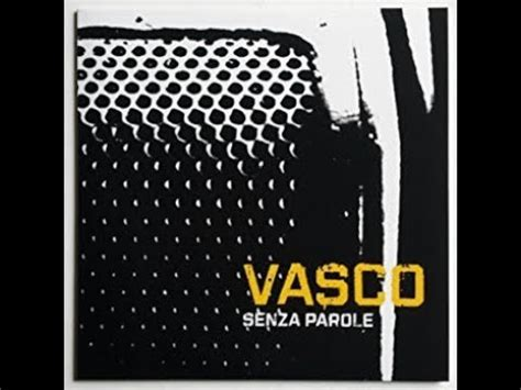vasco ros senza parole vasco 1994 by prince of