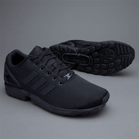 Harga Adidas Zx Flux Black sepatu sneakers adidas originals zx flux black