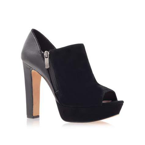 vince camuto shoes vince camuto addia shoe boots in black lyst