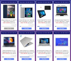 cyber monday tablet deals fewer in 2017 than before