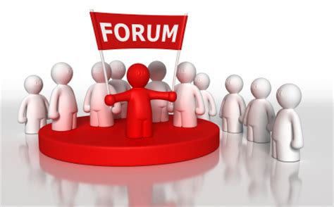 Online Money Making Forums - some shocking facts about online forums you never knew