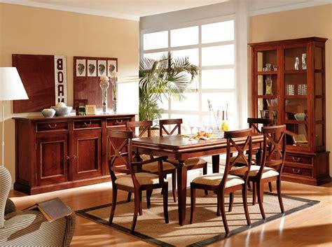 comedor clasico solano en ambar muebles