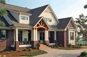 Green House Plans Craftsman The Cedar Ridge Plan 1125 Craftsman Exterior