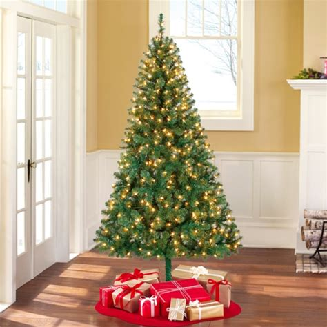 walmart christmas tree coupon walmart pre lit 6 5 pine green tree 39 fabulessly frugal