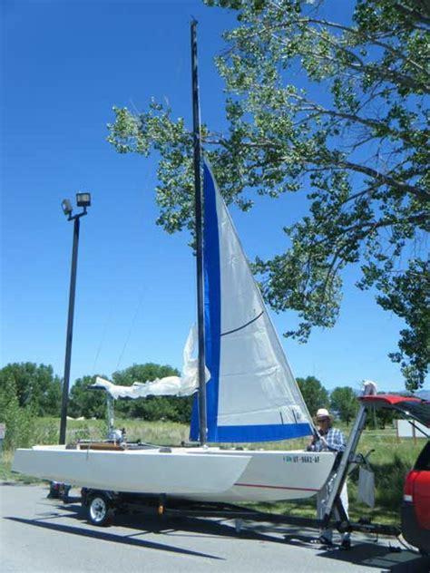 sailboats utah cross 18 trimaran 2004 ogden utah sailboat for sale