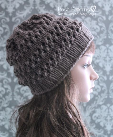 knitting pattern sites eyelet lace hat knitting pattern girls hat pattern