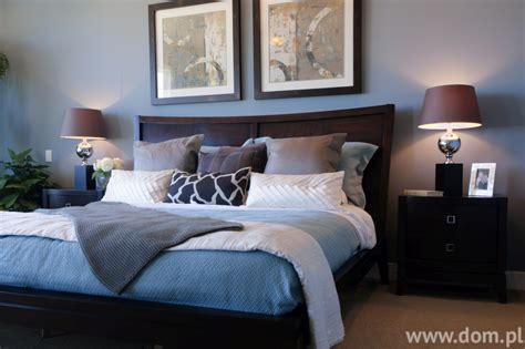 niebieska sypialnia jak stosowac kolor niebieski