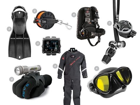 dive equipment scuba diving gear for cavern divers sport diver