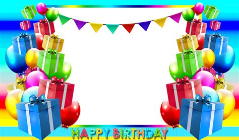 psp themes minions happy birthday frame clipart png clipartxtras