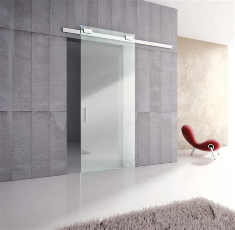 air sliding system for glass door modern home