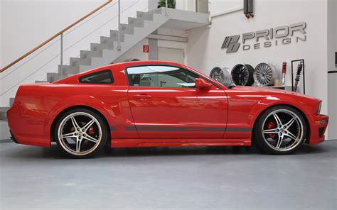 tuned mustang prior design ford mustang