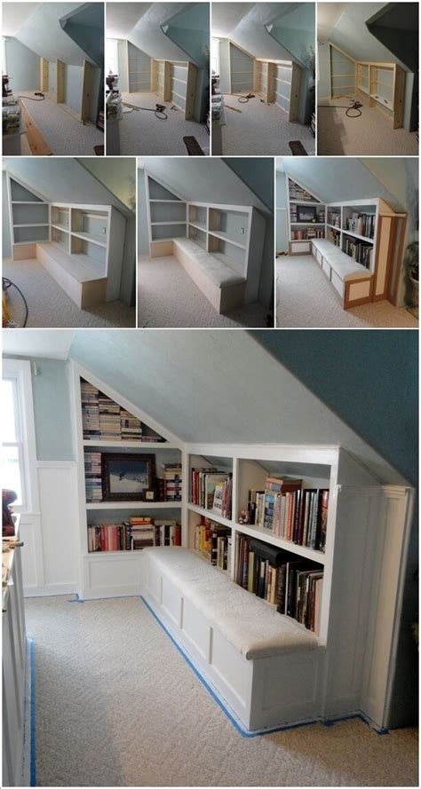 storage solutions for attic bedrooms when it comes to extra storage an attic is a wonderful