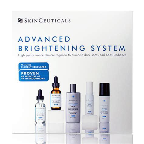 Advanced Brightening Gel Serum Se Diskon skinceuticals advanced brightening system endlessbeautycare
