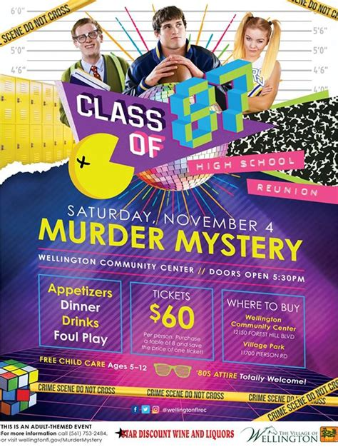 class reunions are murder a poppy mcallister mystery books murder mystery dinner theater wellington fl