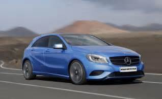 mercedes a class uk car review car cosmetics