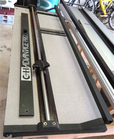 C H Mat Cutter by Used C H Model M48a Mat Cutter 40 Quot Inch Used Framing