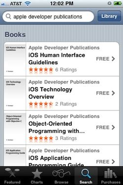 ios development with books free ios development books from apple