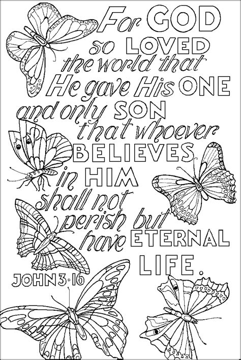 bible coloring pages for top 10 free printable bible verse coloring pages