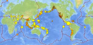 map of fault lines in pacific plate earthquakes and fault lines costa rica and