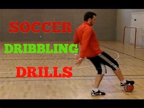soccer dribbling drills how to improve your soccer