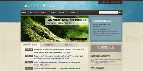 wordpress themes free non profit 25 free premium non profit wordpress themes wpdil
