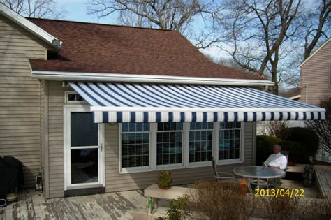 Ready Made Outdoor Awnings Deck And Patio Awnings In Grand Rapids