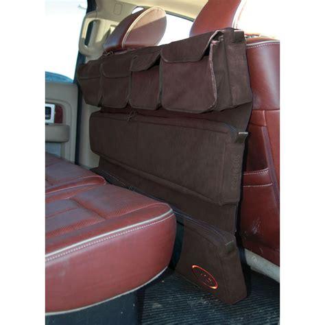 truck back seat organizer brown mud river truck seat organizer 149 95 free