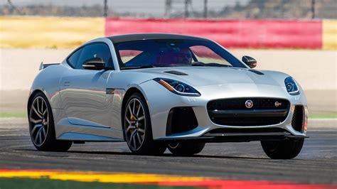 Car Types Sedan Coupe by Jaguar F Type Svr 2016 Review Car Magazine