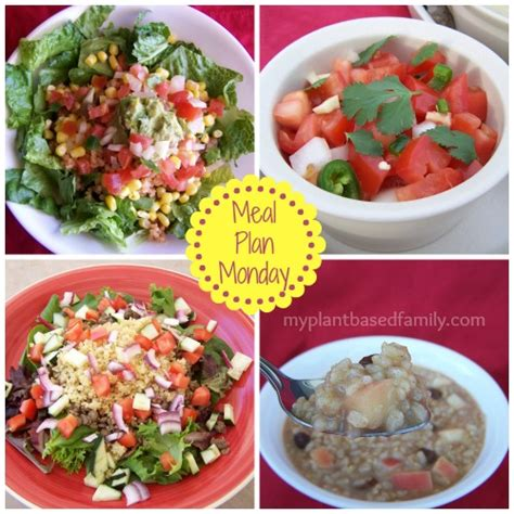 Plant Based Detox Plan by Meal Plan Monday Fast Food Detox My Plant Based Family
