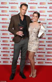 hollyoaks nikki sanderson picks up two top prizes at 2014