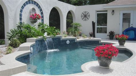 small backyard pools small backyard pools kris allen daily