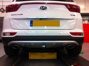 Towbar For Kia Sportage 2013 Gallery 2016 Kia Sportage Detachable Towbar With 13 Pin