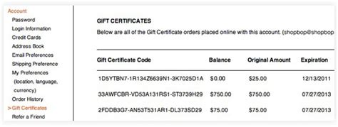 Free Amazon Gift Card Codes List - shopbop customer service 1 877 746 7267