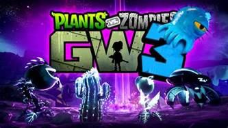 Plants Vs Zombies Garden Warfare 3 by Aliens Em Pvz Garden Warfare 3 Teoria Para Plants Vs Zombies Garden Warfare 3
