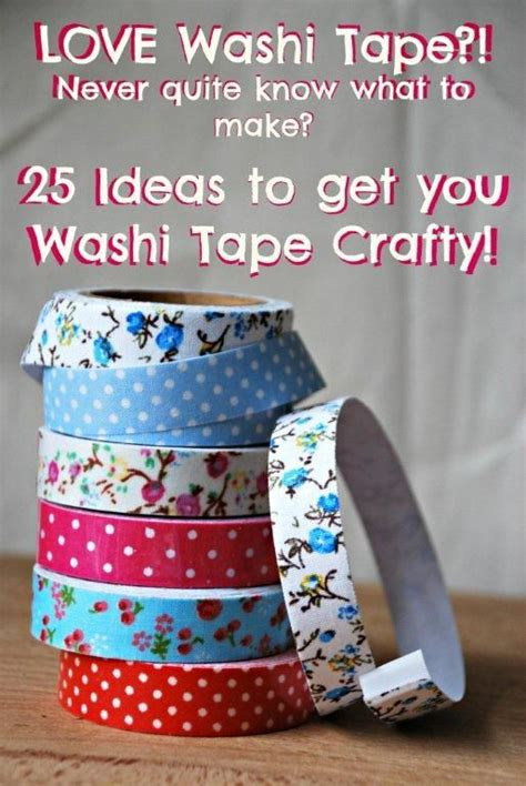 washi tape craft ideas washi tape crafts ideas washi tape washi and tape