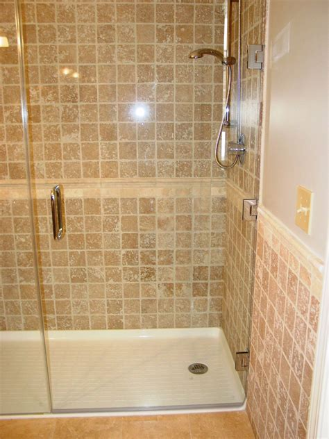 Tub Shower Doors by Replace Bathtub With Shower 187 Bathroom Design Ideas