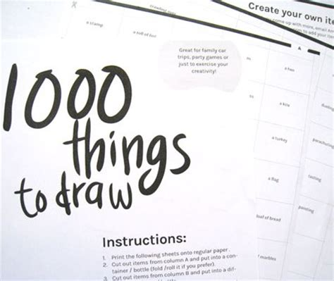 1000 images about random stuff 1000 things to draw pdf images frompo