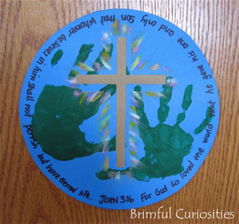 christian preschool crafts brimful curiosities in his 3 16 easter craft