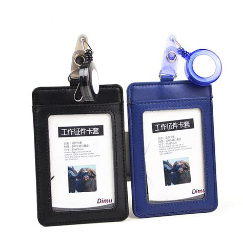 Id Card Holder Type Lanyard popular lanyards id badge holder wallet buy cheap lanyards