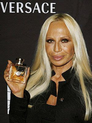 How To Smell Like Donatella Versace news versace and style news on