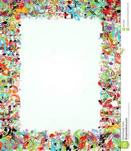 border color colorful clipart border clipartsgram
